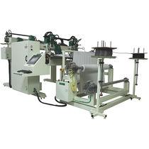 Machine de soudage par coin chauffant / AC / automatique / de textiles