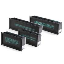 Afficheurs alphanumériques / fluorescents / à 5 chiffres / compacts