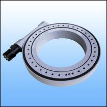 Système d'entraînement rotatif étanche à la poussière / simple / à vis sans fin / à couronne d'orientation
