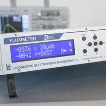 Fluxmètre pour champs magnétiques / numérique