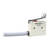 Micro-rupteur unipolaire / en PBT / électromécanique / à action brusque