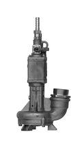 Pompe pour eaux chargées / immergée / centrifuge / de puisard