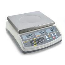 Balance poids/prix / de comptoir / avec afficheur LCD / avec masse de calibration externe