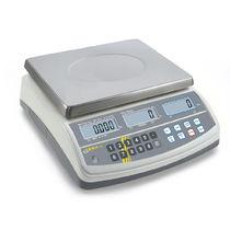 Balance compteuse / avec afficheur LCD / compacte / avec interface série