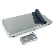 Balance à plate-forme / avec indicateur séparé / avec afficheur LCD / avec masse de calibration externe