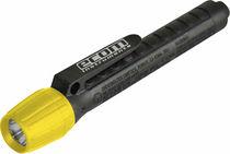 Lampe torche à LED / de travail / antidéflagrante / à sécurité intrinsèque