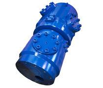 Raccord tournant pour gaz / 6 passages / hydraulique / sur mesure
