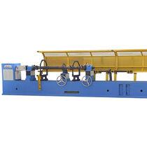 Machine à équilibrer horizontale / pour arbre de transmission / équilibrage sur deux plans / d'automobile