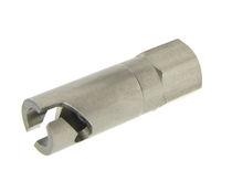 Raccord rapide / droit / hydraulique / pneumatique