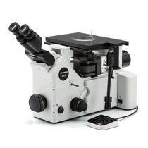 Microscope binoculaire / pour analyse / de mesure / d'inspection