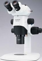 Stéréomicroscope / à illumination LED / à zoom / 3D