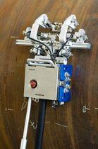 Scanner pour inspection de soudure / pour CND / pour inspection de canalisation / à ultrasons