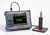 Mesureur d'épaisseur pour matériaux non-ferreux / magnétique / portable