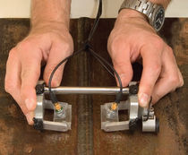 Scanner pour CND / compact / manuel / à ultrasons
