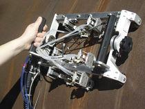Scanner pour CND / manuel / à ultrasons / laser