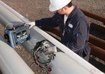 Scanner pour inspection de corrosion / pour inspection de soudure / pour CND / manuel