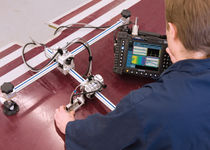 Scanner XY / pour CND / à ultrasons / laser