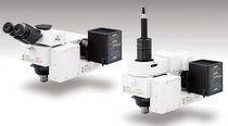 Microscope optique / à fluorescence / pour analyse / compact