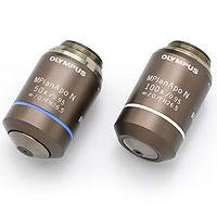 Objectif de microscope à focale fixe / IR