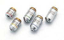 Objectif de microscope achromatique plan