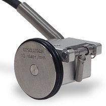 Codeur rotatif absolu / étanche / en acier inoxydable / miniature