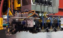 Système d'inspection pour tube sans soudure