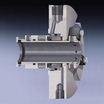 Garniture mécanique à soufflet / à cartouche / pour arbre de transmission / en métal