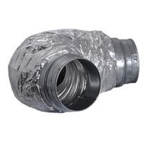 Silencieux pour ventilation / pour gaine ronde
