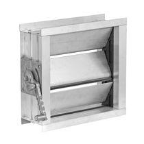 Amortisseur de vibration / pour tuyauterie / pour climatisation / en aluminium