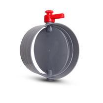 Amortisseur pneumatique / pour tuyauterie / industriel / en plastique