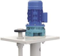 Pompe pour produits chimiques / électrique / centrifuge / semi-immergée