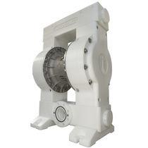 Pompe chimique / pneumatique / à amorçage standard / à double membrane