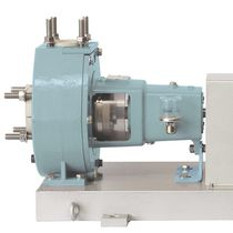 Pompe pour produits chimiques / électrique / centrifuge / pour laboratoire