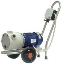 Pompe pour produits chimiques / électrique / centrifuge / auto-amorçante
