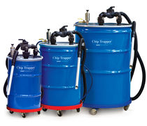 Aspirateur de liquides / à air comprimé / industriel / mobile