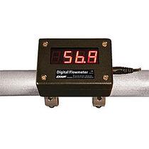 Débitmètre à rotor / pour air comprimé / numérique / clamp-on
