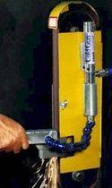 Buse de refroidissement / à air froid / pour machine-outil