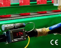 Débitmètre massique / thermique / pour air comprimé / numérique