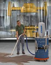 Aspirateur à poussière / air comprimé / industriel / mobile