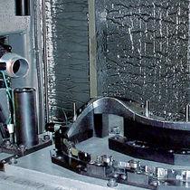 Soufflante d'air antistatique / mono-étagée / ioniseur à détection de charge