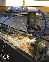 Buse de refroidissement / à air froid / en acier inoxydable / pour applications de micro-lubrification