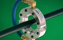 Anneau de soufflage pour câble / pour tuyau