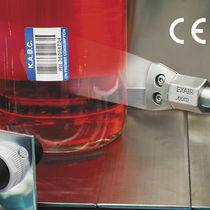 Buse de nettoyage / de refroidissement / pour séchage / à jet plat