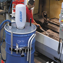 Système de vide lubrifié / industriel / complet