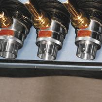 Amplificateur de débit d'air pour la ventilation et l'évacuation