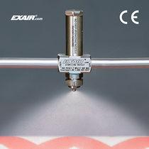 Atomiseur de refroidissement / pulvérisateur / à jet plat / pour peinture