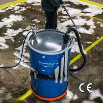 Aspirateur pour fûts / de liquides / pneumatique / industriel
