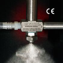 Atomiseur pulvérisateur / à jet plat / à air comprimé / pour liquide