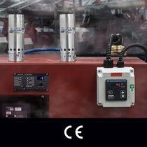 Refroidisseur d'air comprimé / pour armoire électrique / compact / IP54