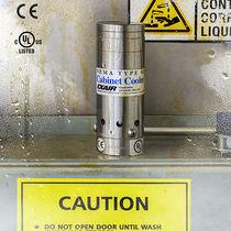 Refroidisseur d'air / pour armoire électrique / en inox